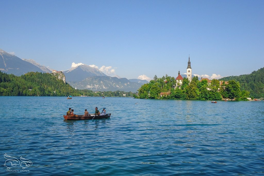 Jezioro Bled w Słoweni