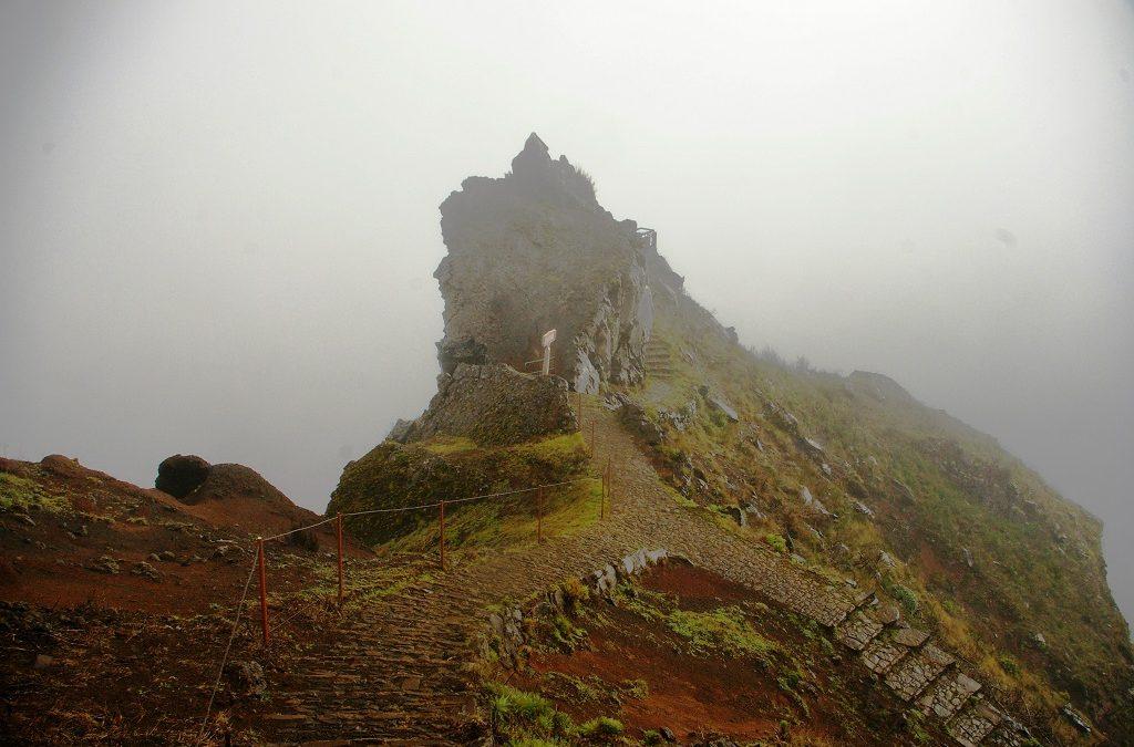 Góry na Maderze