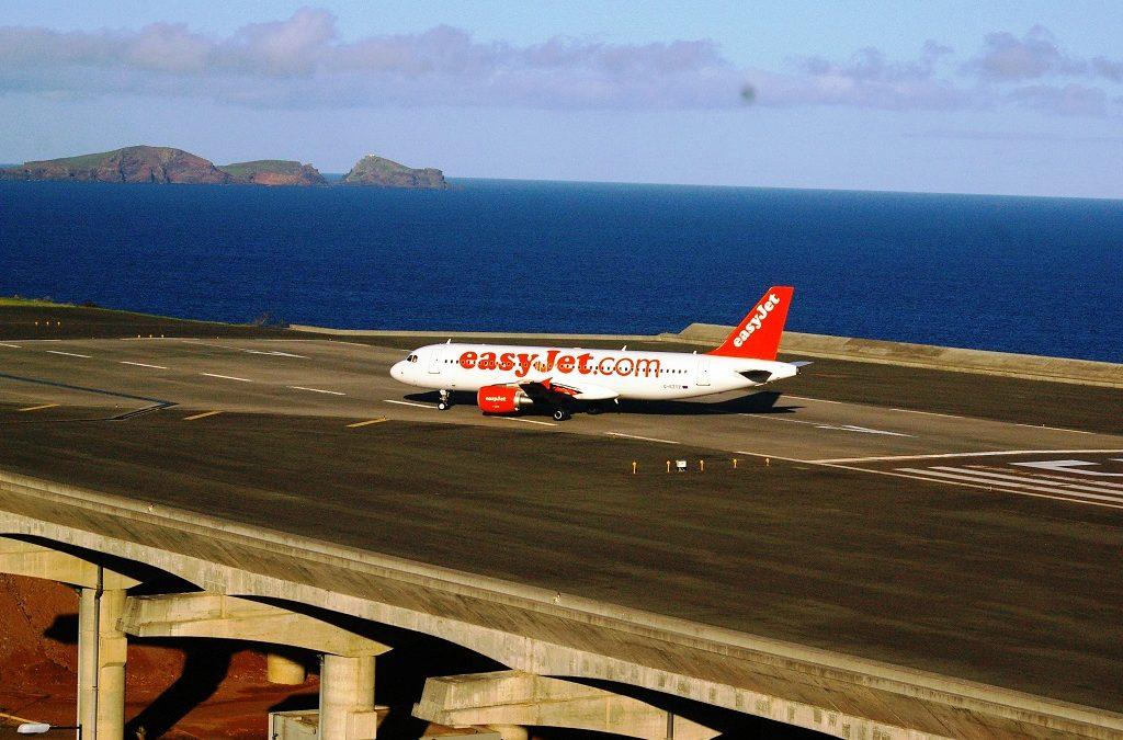 Lotnisko na Maderze