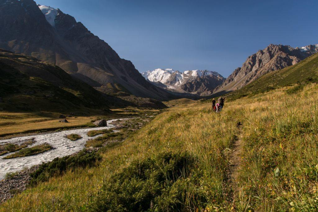 Kazachstsan góry