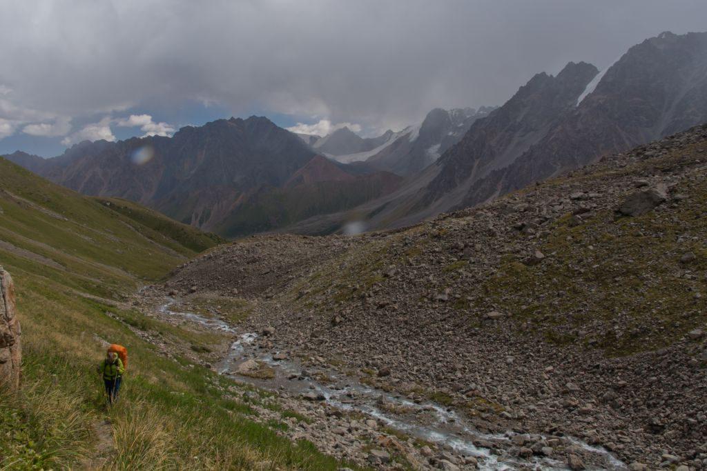 Kazachstan trekking
