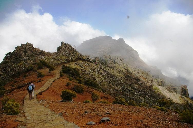 Trekking na Pico Ruvio
