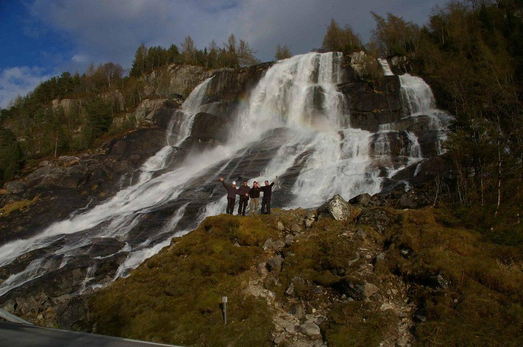 wodospady-Norwegii