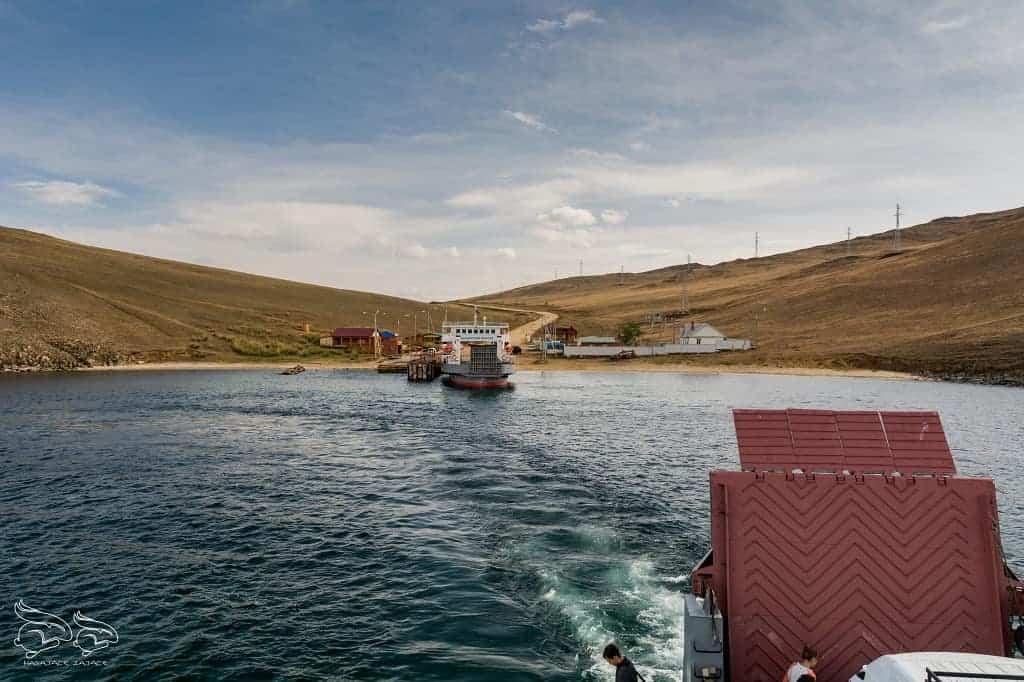 Irkuck i Bajkał