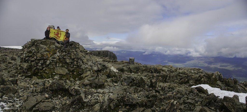 Ben Nevis szczyt