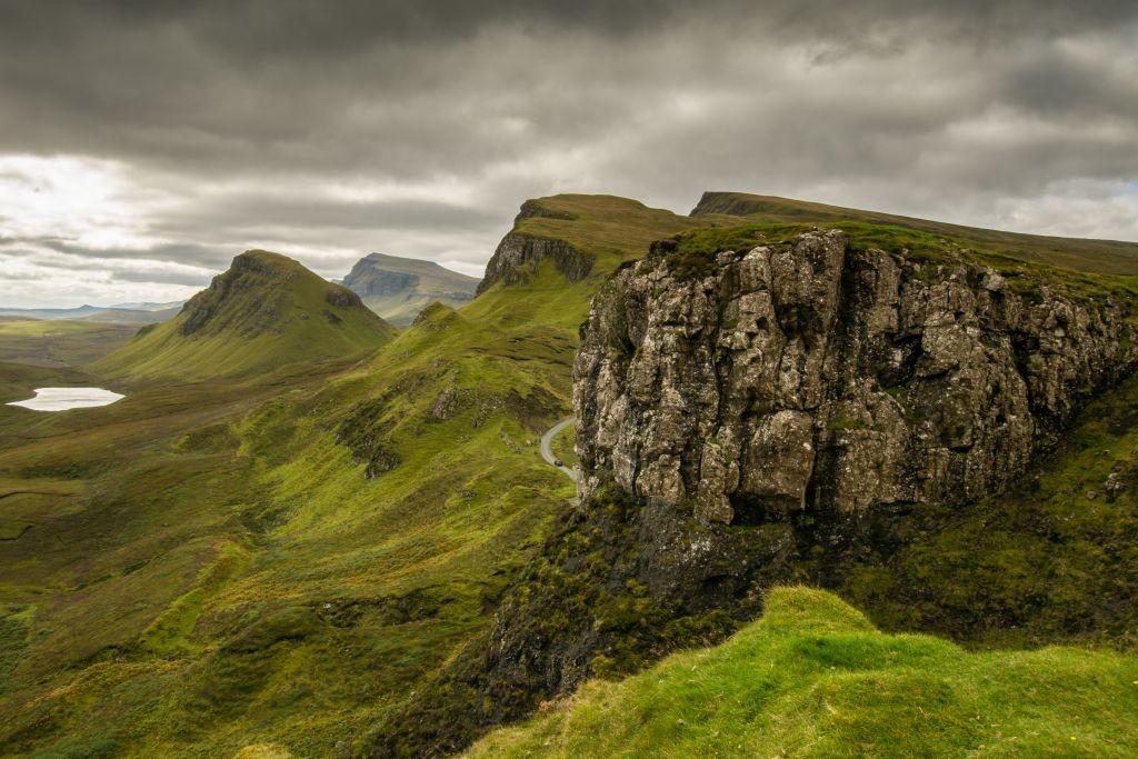 góry w szkocji