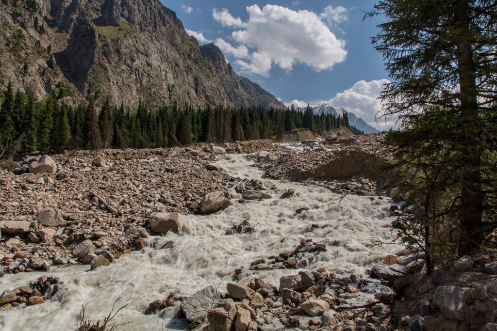 kazachstan gory