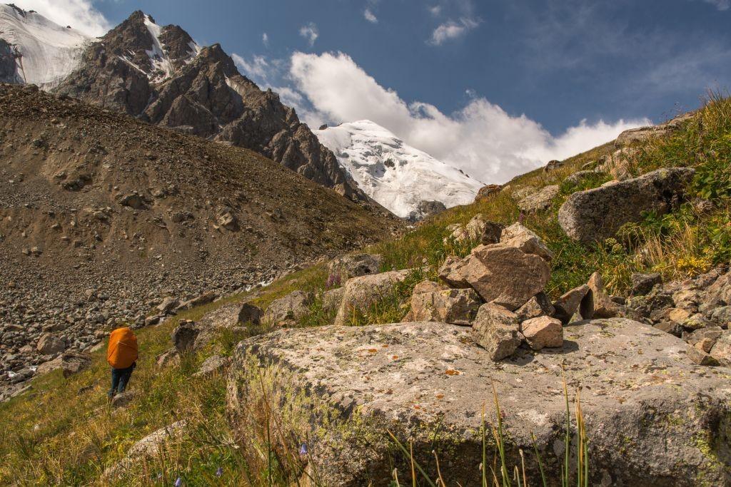 Kazachstan góry