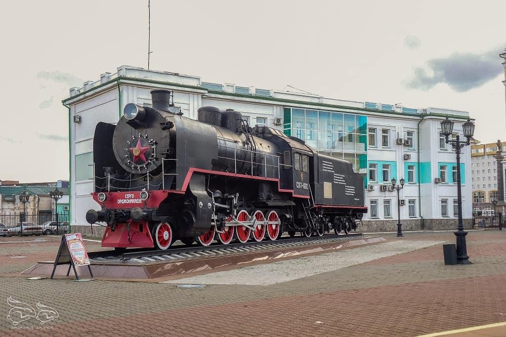 Kolej Transyberyjska