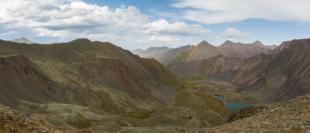syberia góry