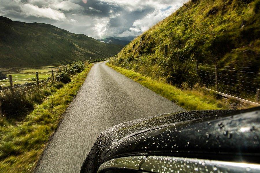W drodze na Wyspe Skye cd