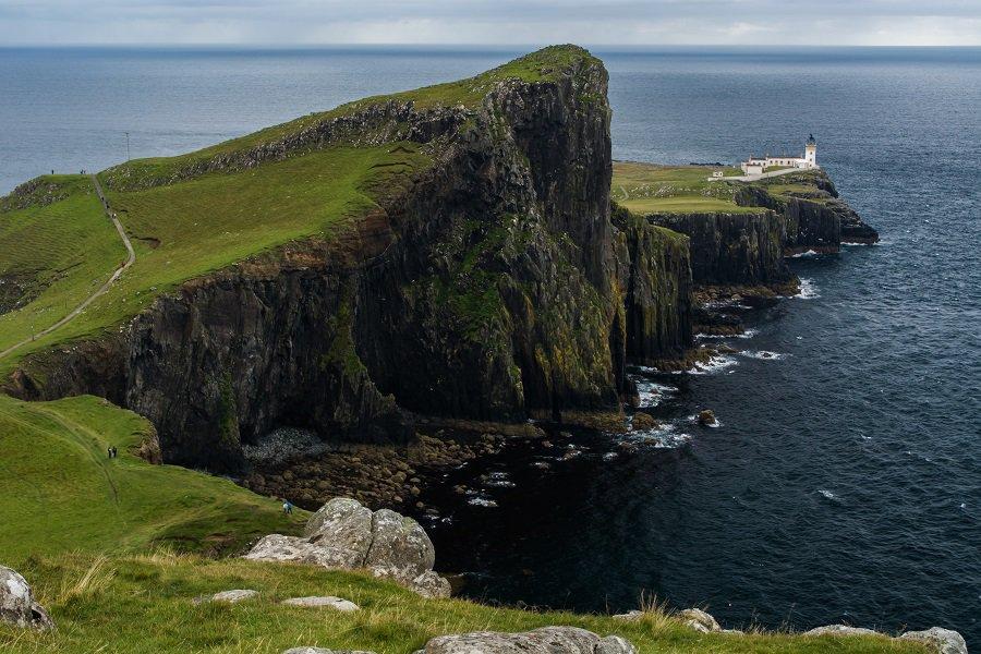 Wyspa Skye - Latarnia Neist Point