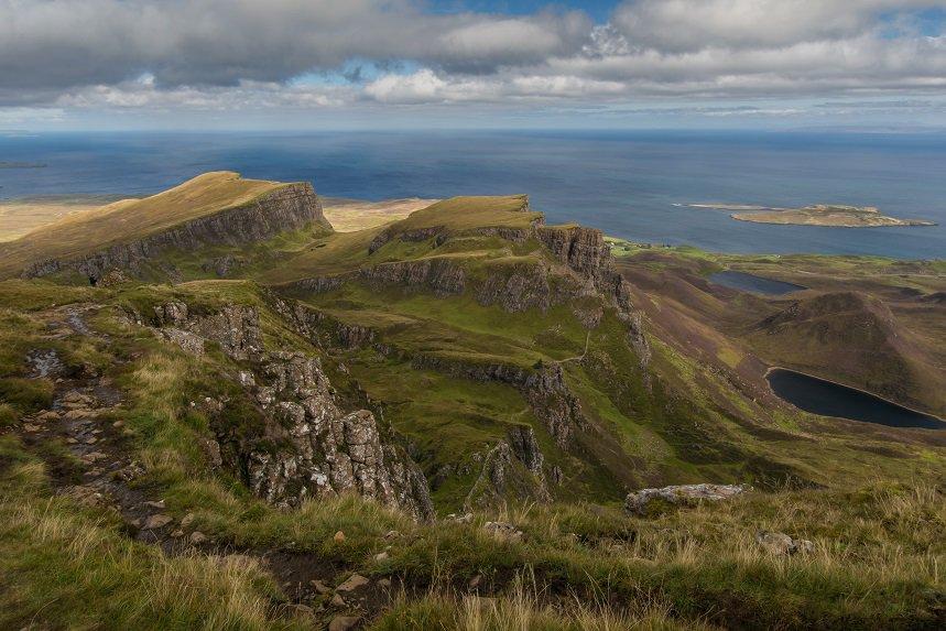 Wyspa Skye Quiraing