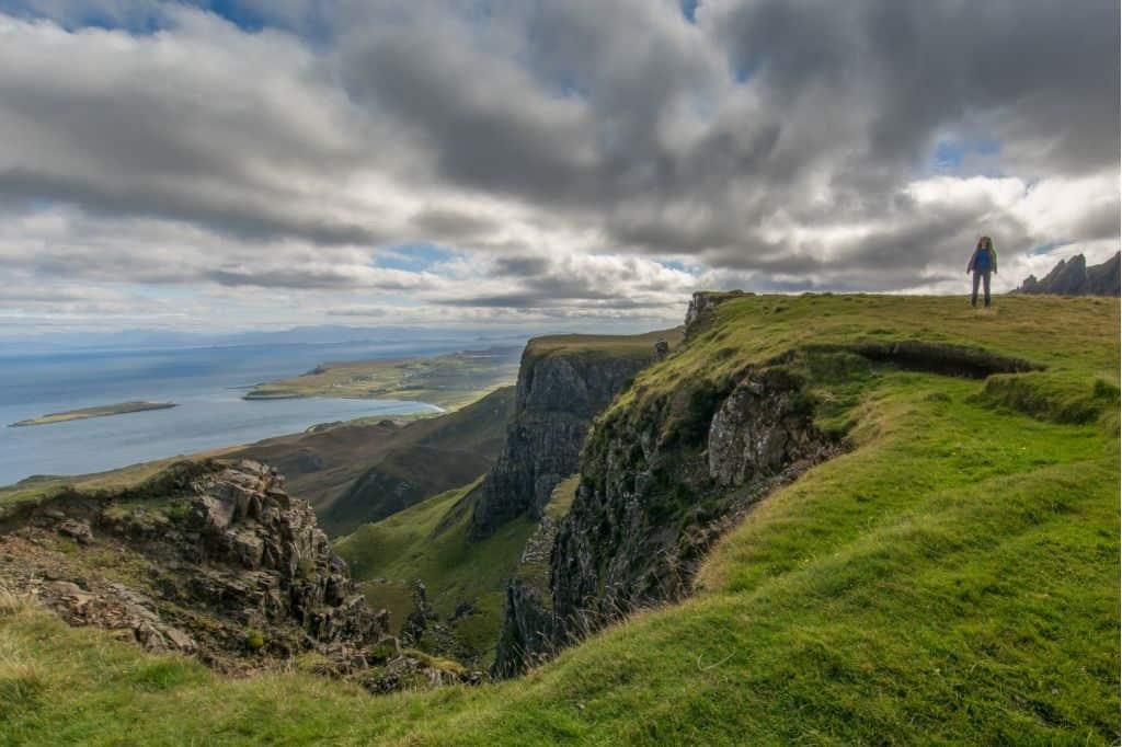 Szkocja - wyspa Skye