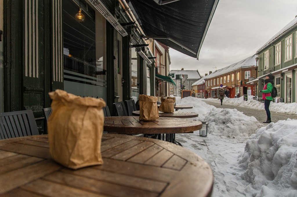 Trondheim w jeden dzień