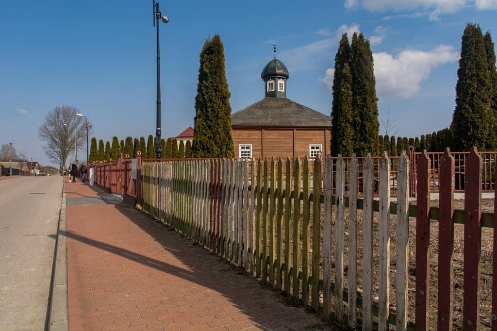 szlak tatarski bohoniki - atrakcje Podlasia