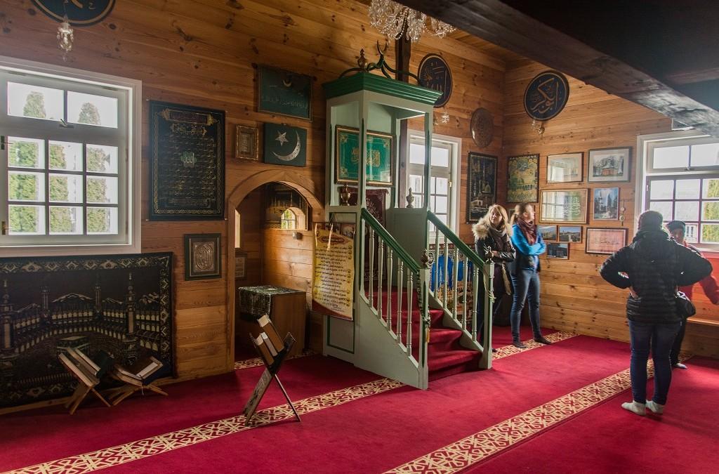 szlak tatarski - warto zwiedzić na Podlasiu