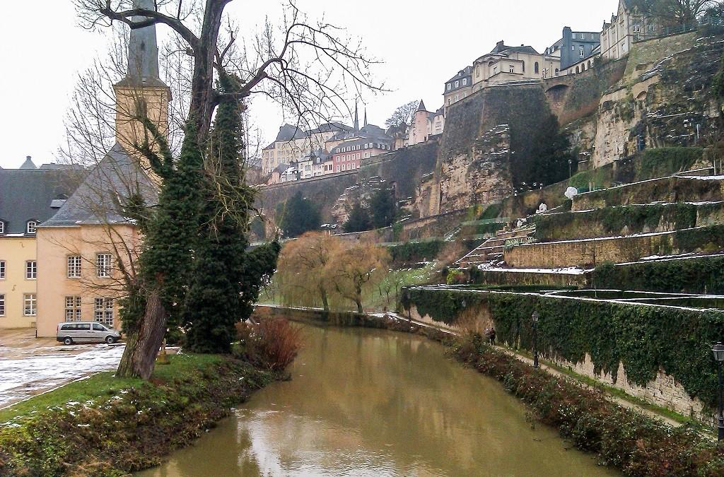 luksemburg w jeden dzień