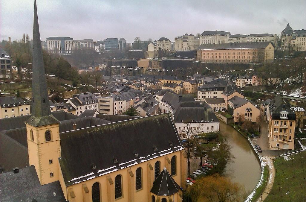Luksemburg atrakcje