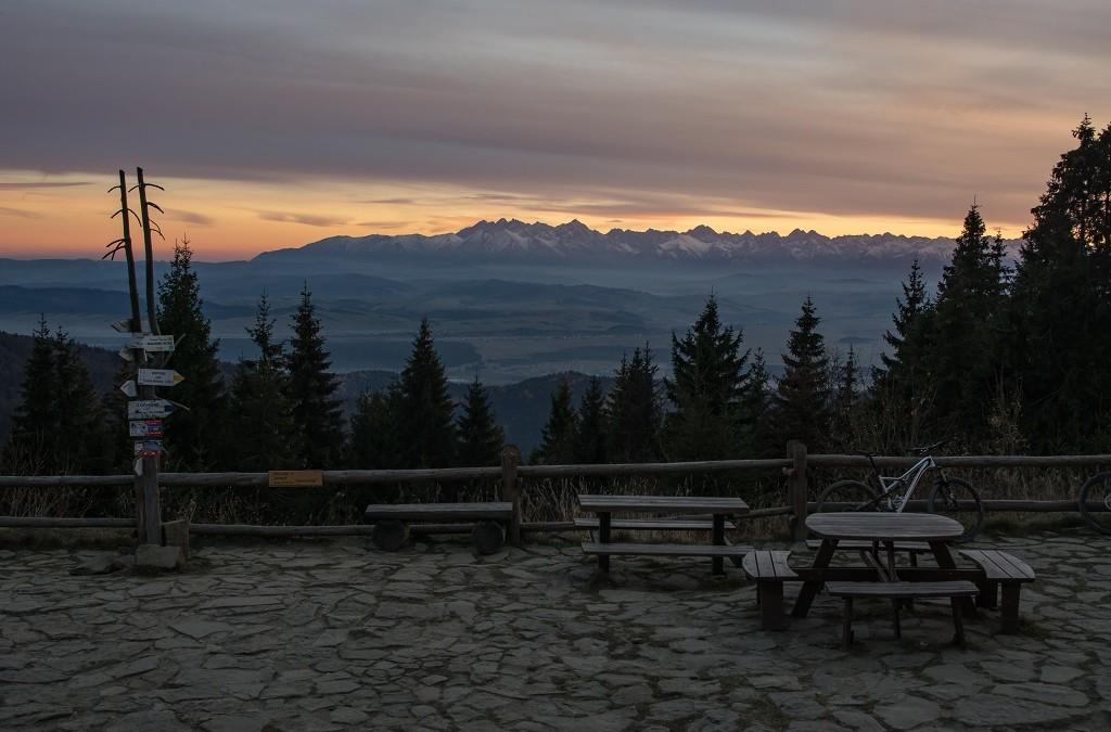 Gorce szlaki - Turbacz