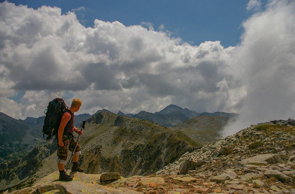 Pirin Bułgaria góry