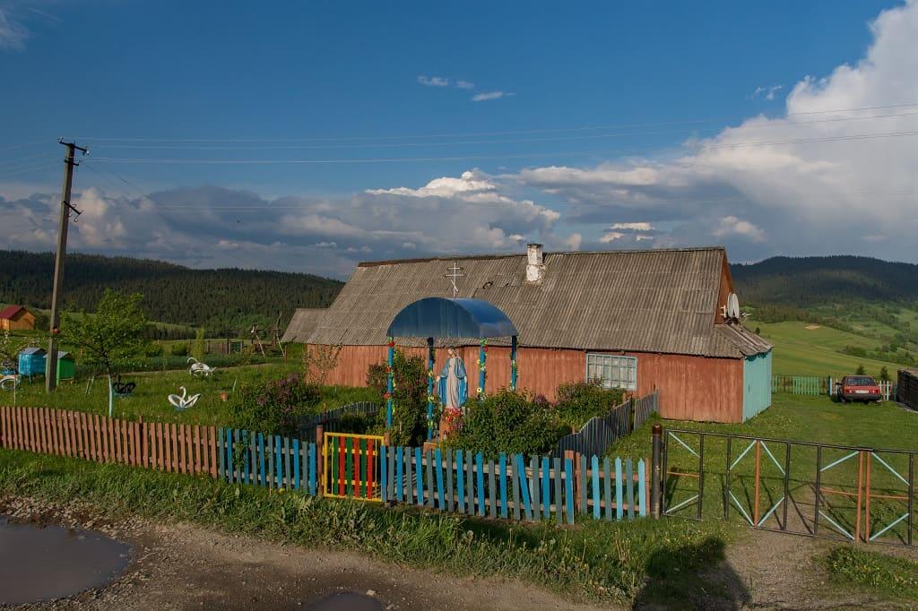 bieszczady ukraińskie pikuj