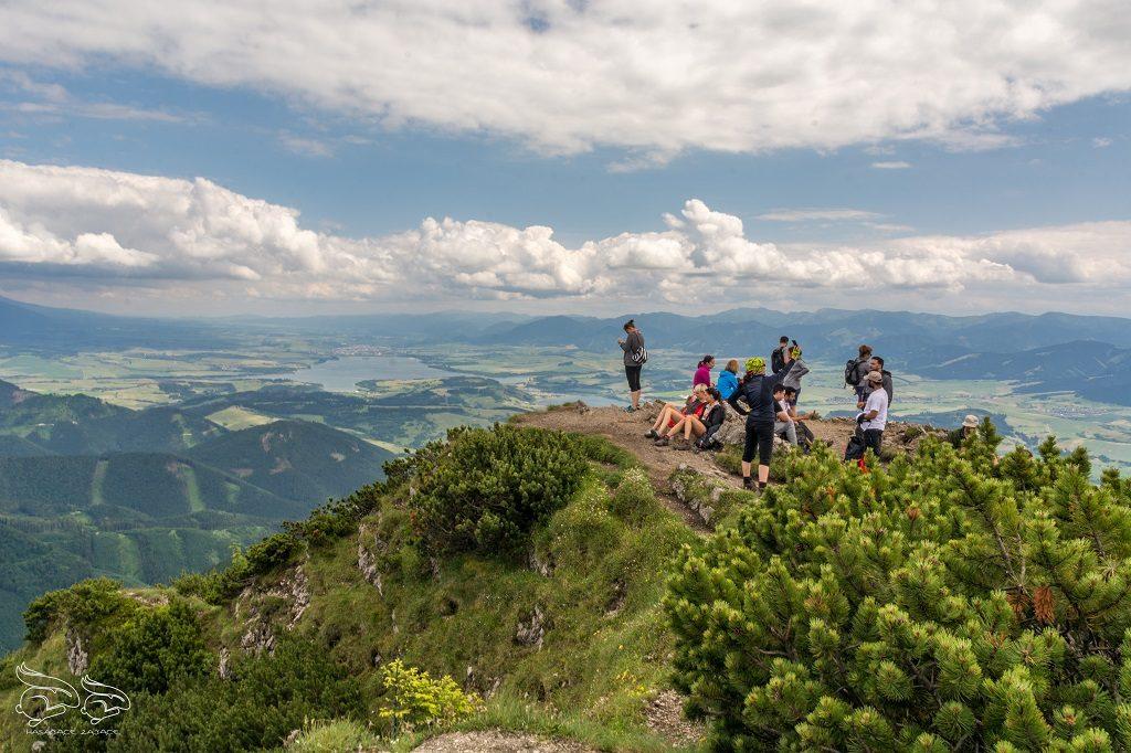 Wielki Chocz - Góry na Słowacji