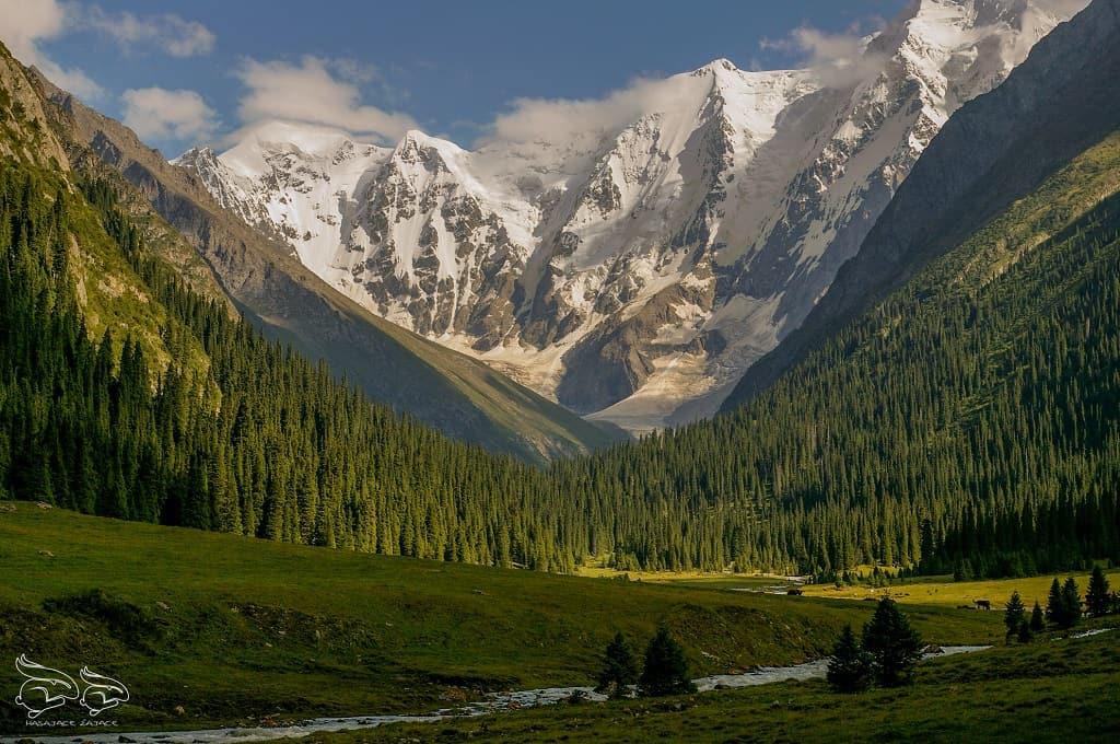 Jeti-Oguz Kirgistan