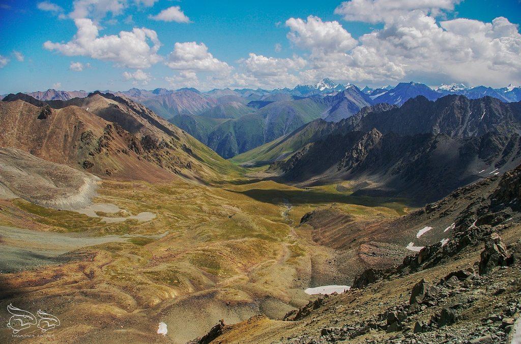 Kirgistan góry