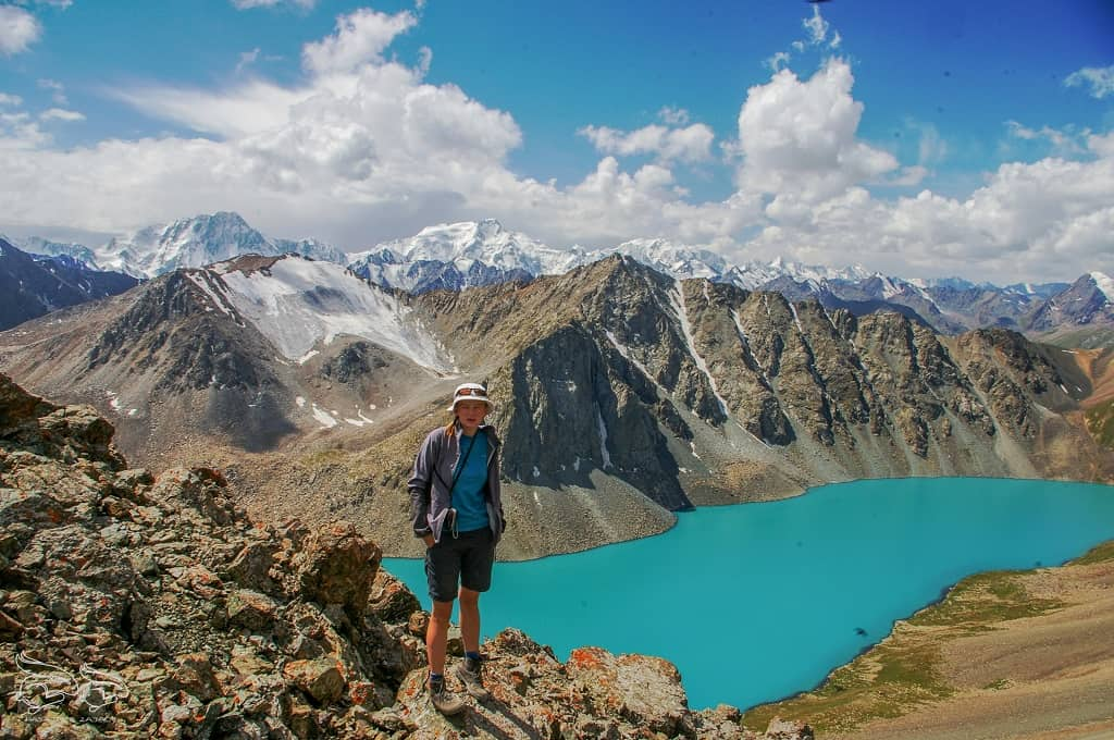 Ala-Kol Trekking - Perła Tien Szanu