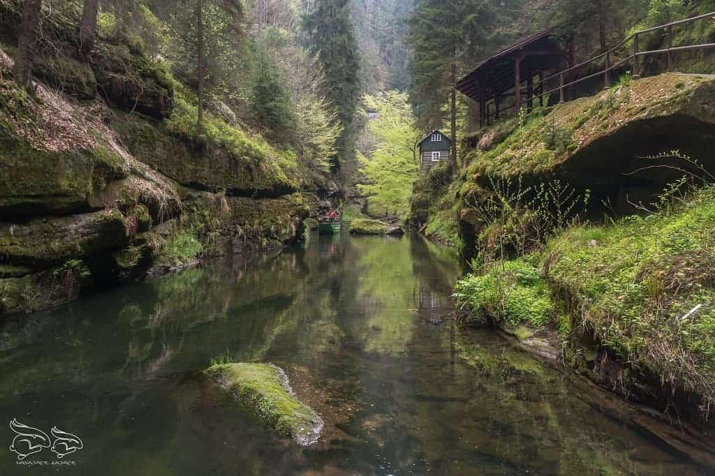 Czeska Szwajcaria