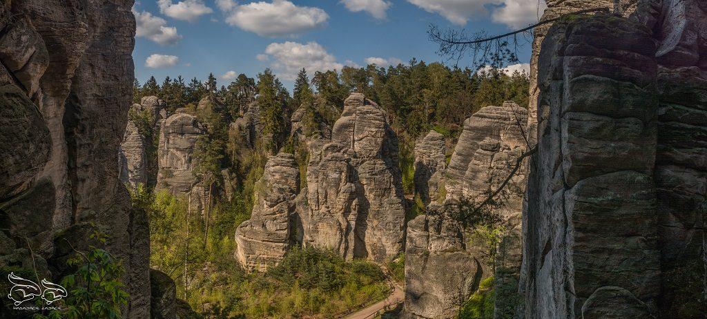 Czeski Raj zwiedzanie
