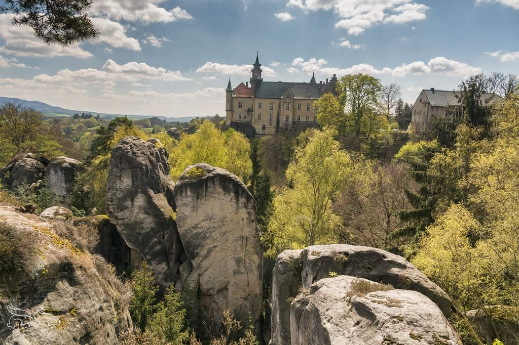 Czeski RAJ - kraina skalnych miast