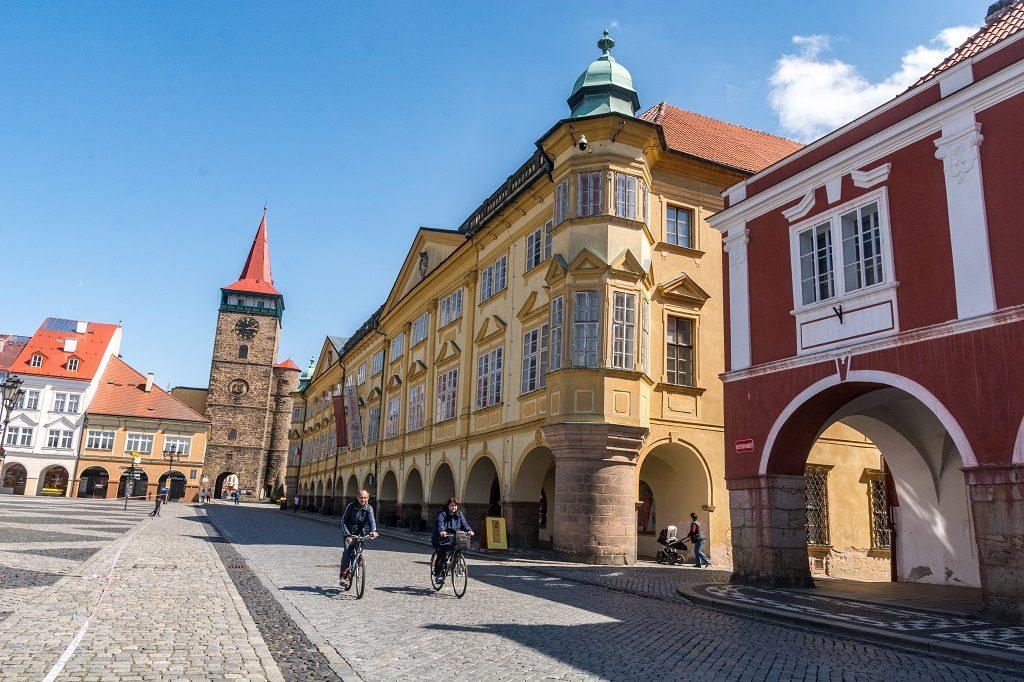 Jicin czeski raj zwiedzanie