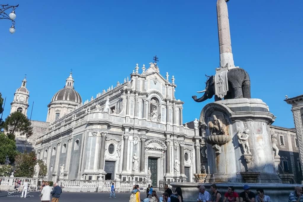 Catania Sycylia