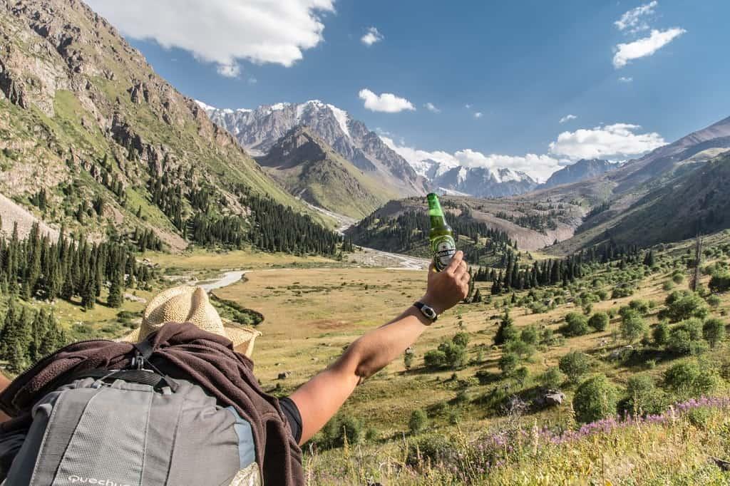 Ałatau Zailijski – Przełęcz Turystów