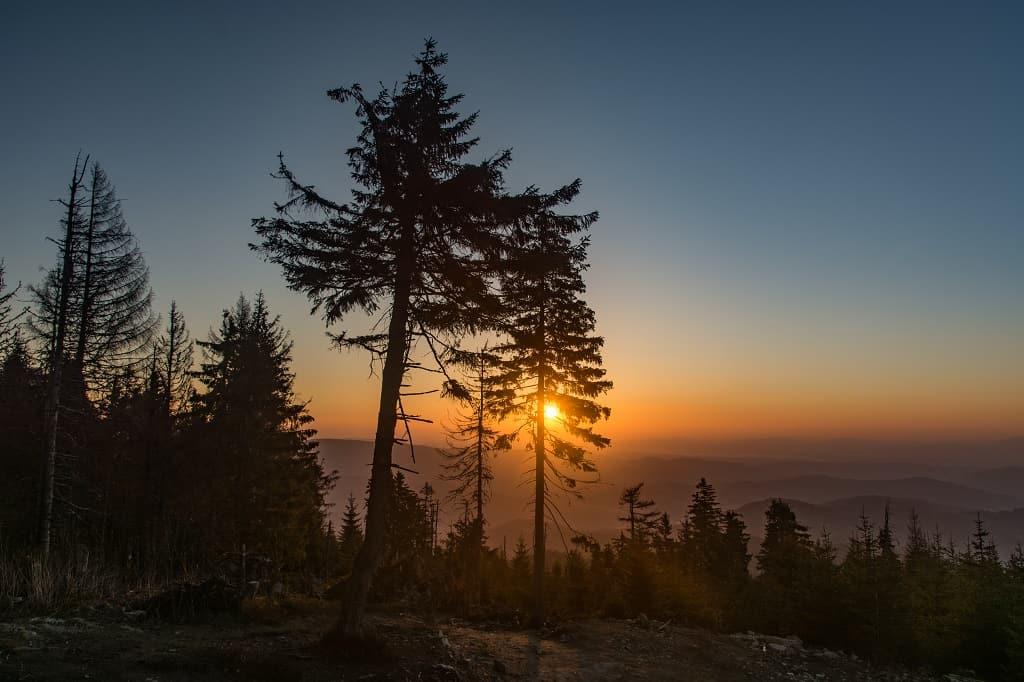 GORCE - najpiekniejsze szlaki