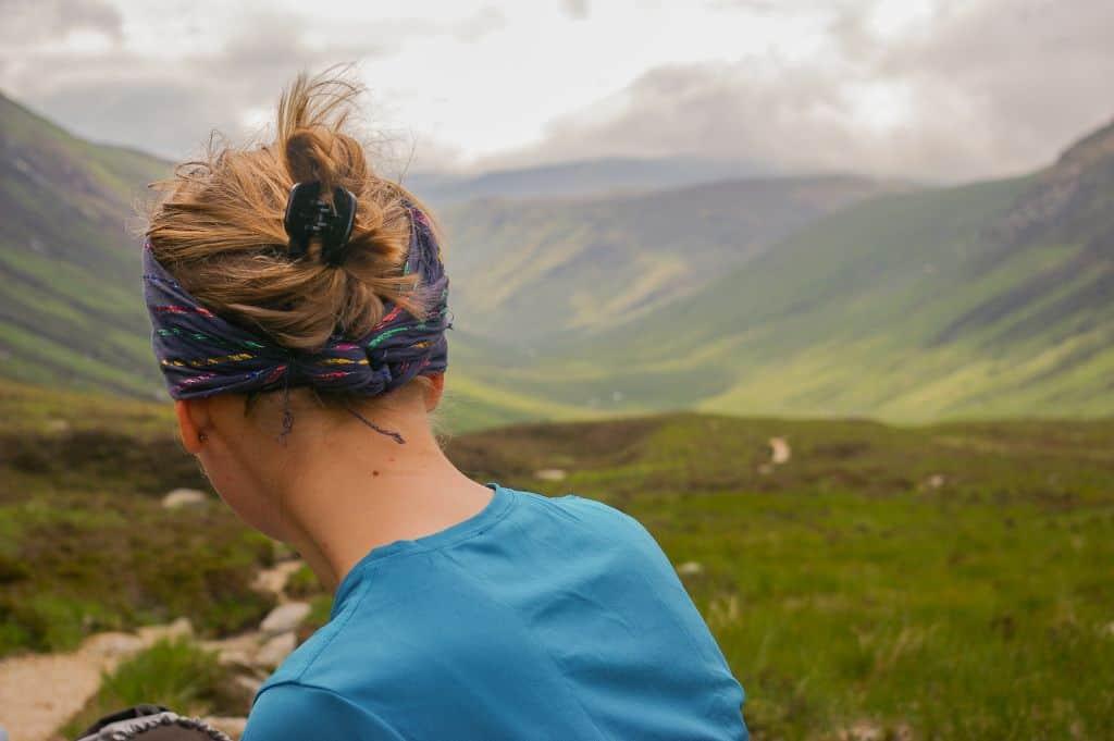 Szkocja - Wyspa Arran,  Goatfell