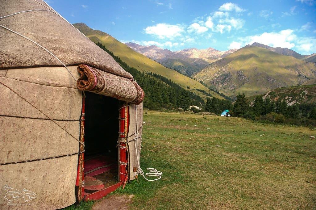 Trekking na Koniach w Kirgistanie
