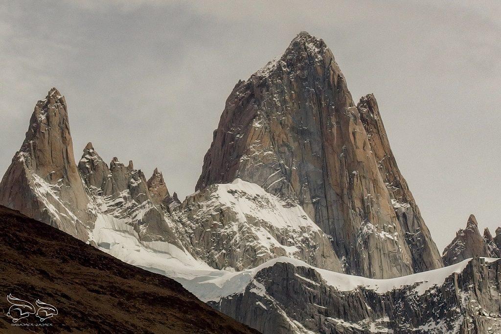 los glaciares Fitz Roy