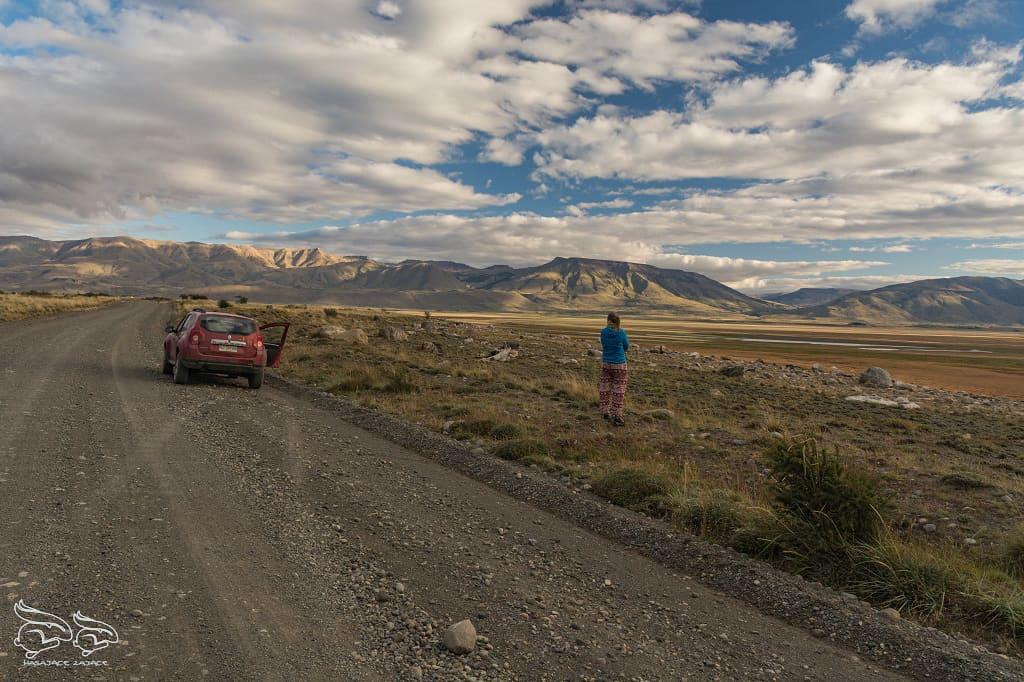 los glaciares Perito Moreno