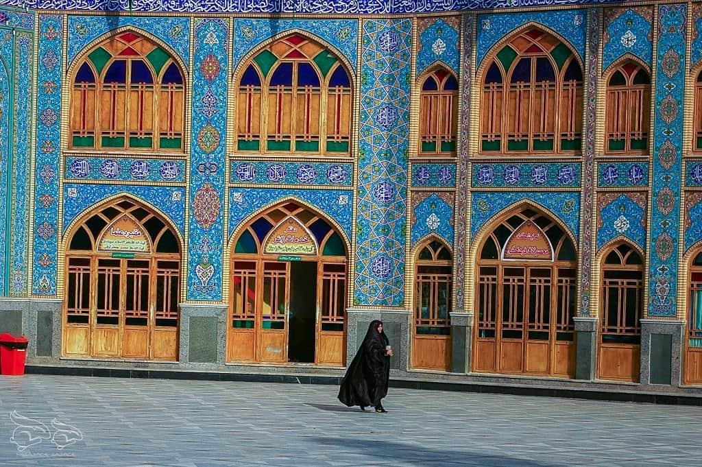 Iran - Brwi Chomejniego