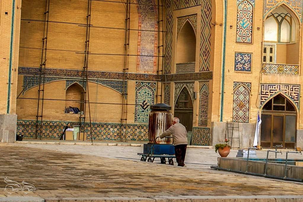 Iran atrakcje