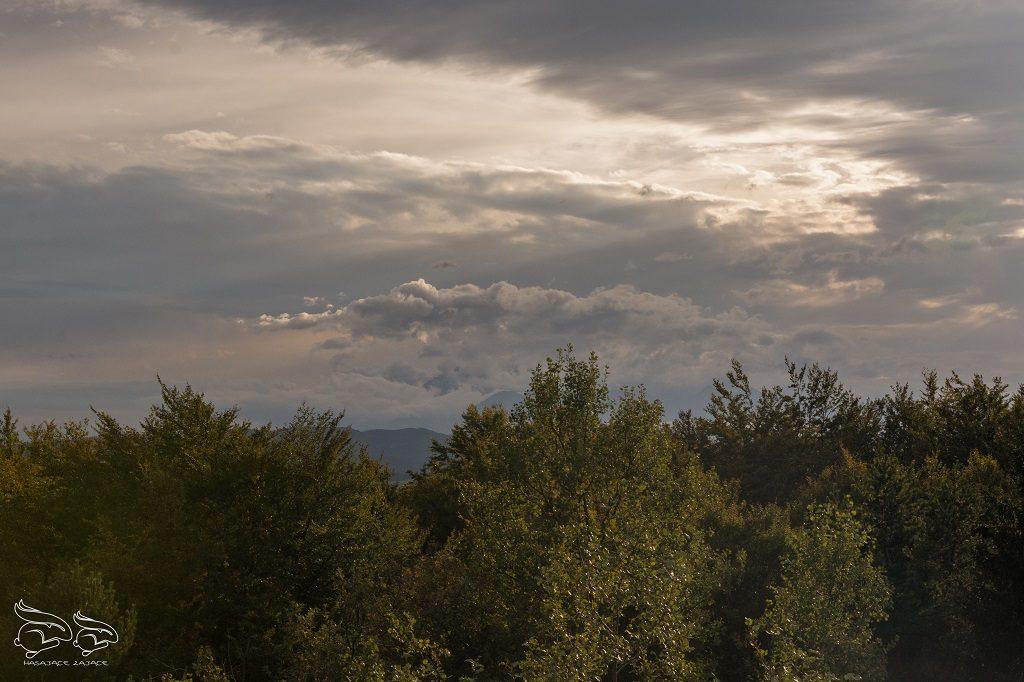 Beskid Sądecki - najpiękniejsze szlaki Chata Magory (4)