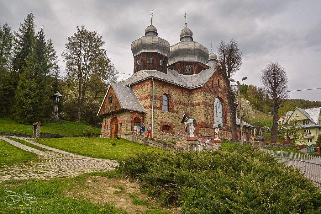 Beskid Sądecki - najpiękniejsze szlaki Wierchomla (1)