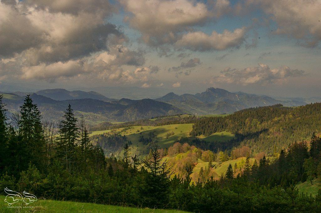 Beskid Śądecki szlaki