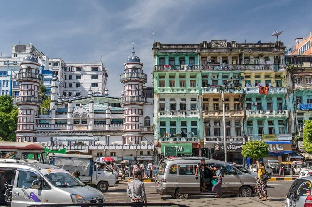 Birma Rangun