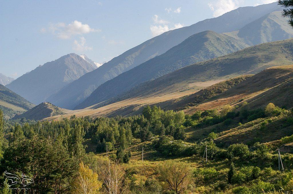 Ala Arcza Kirgistan góry