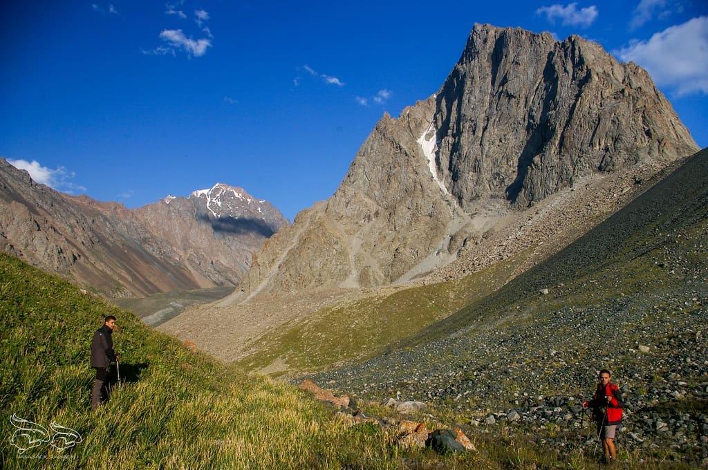 Dolina Ala - Arcza (Kirgistan)