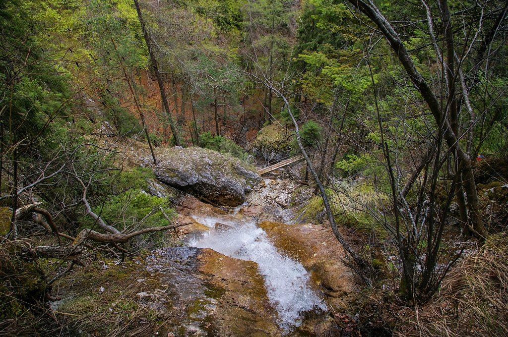 Sokolia dolina - slovensky raj